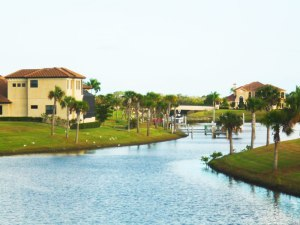 Homes on the River