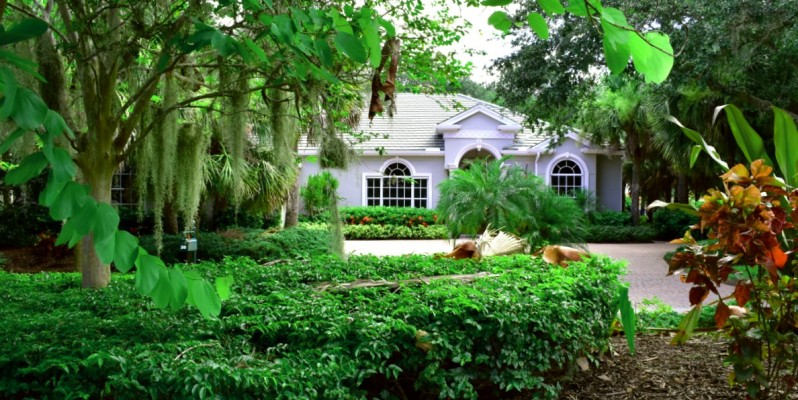 Enchanting Home in Boca Royale, Englewood