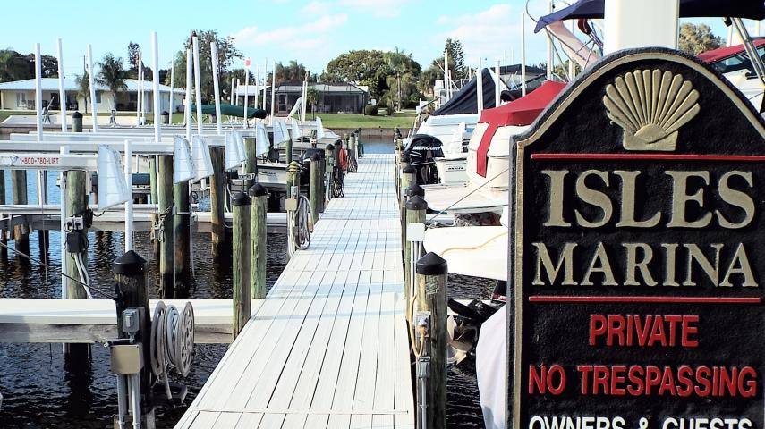 Englewood Isles Marina