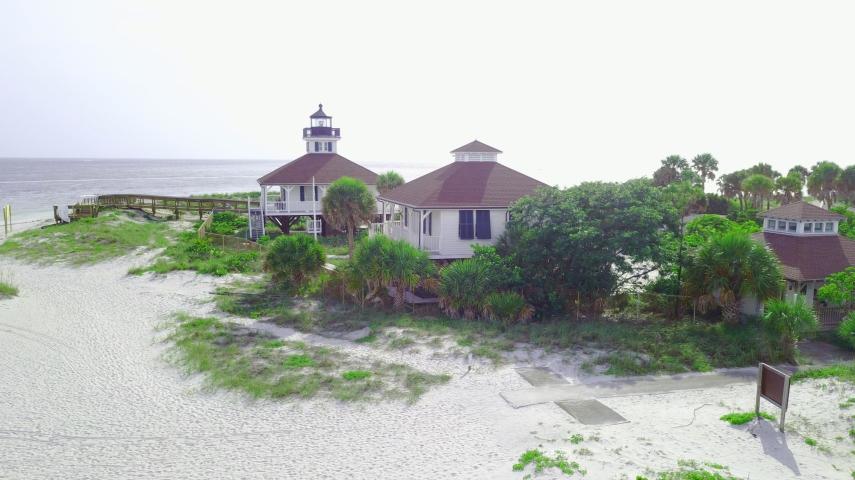 Gasparilla Island - no Pirate hideout anymore